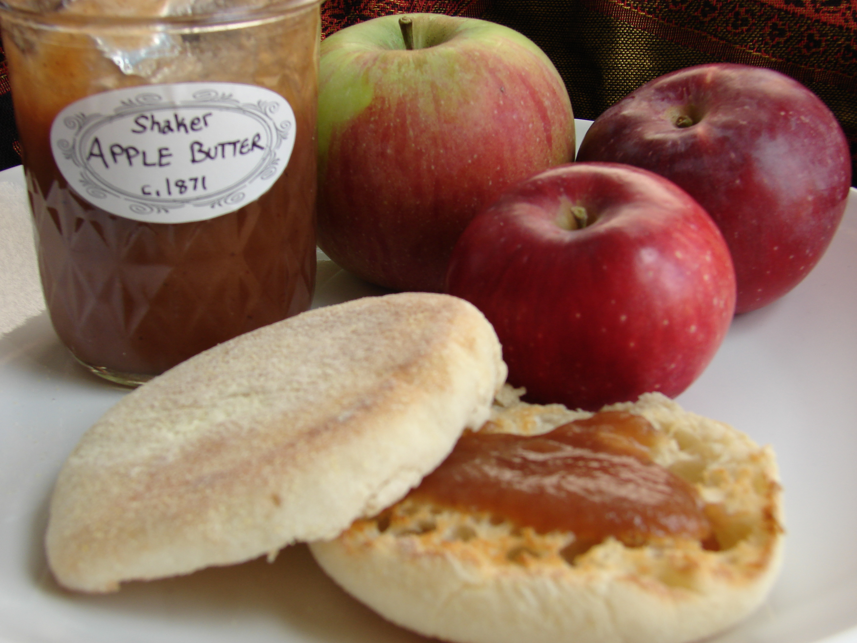 The American Table | Recipe: Shaker Apple Butter (1871)