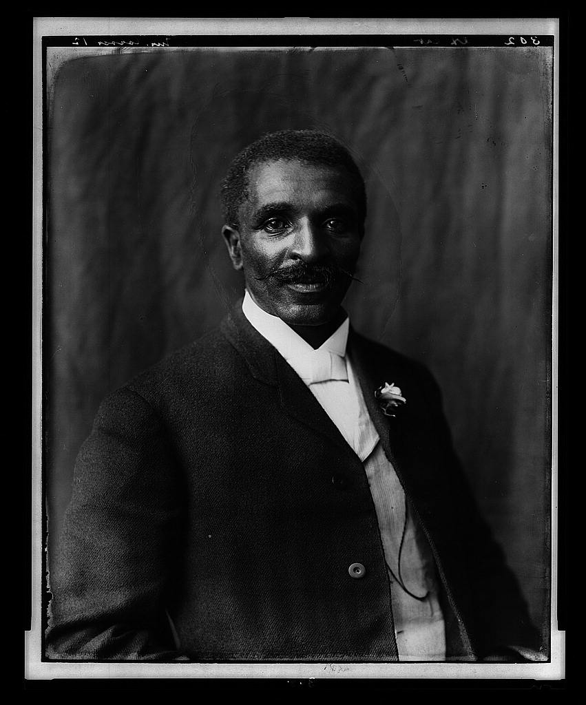 George Washington Carver, Source: The Library of Congress