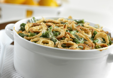 Green Bean Casserole, Source: Campbell Soup Company