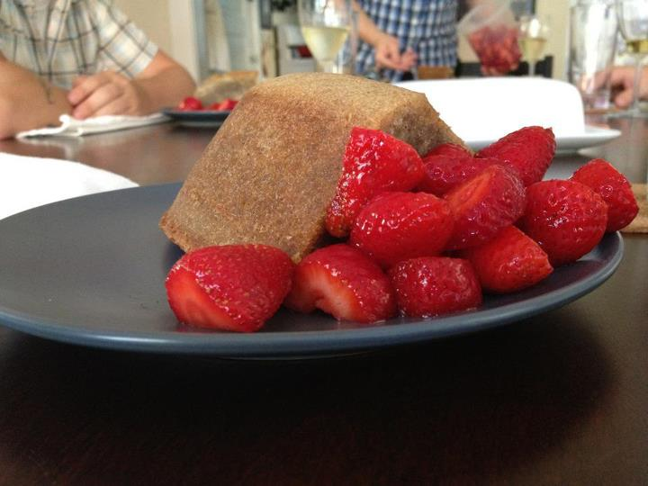 Pound Cake, Photo: Maureen Bourgeois