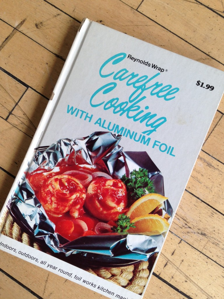 Cover - Carefree Cooking with Aluminum Foil