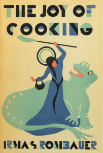 The Joy of Cooking by Irma Rombauer