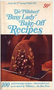 The Pillsbury Busy Lady Bake-Off Recipes, 1966